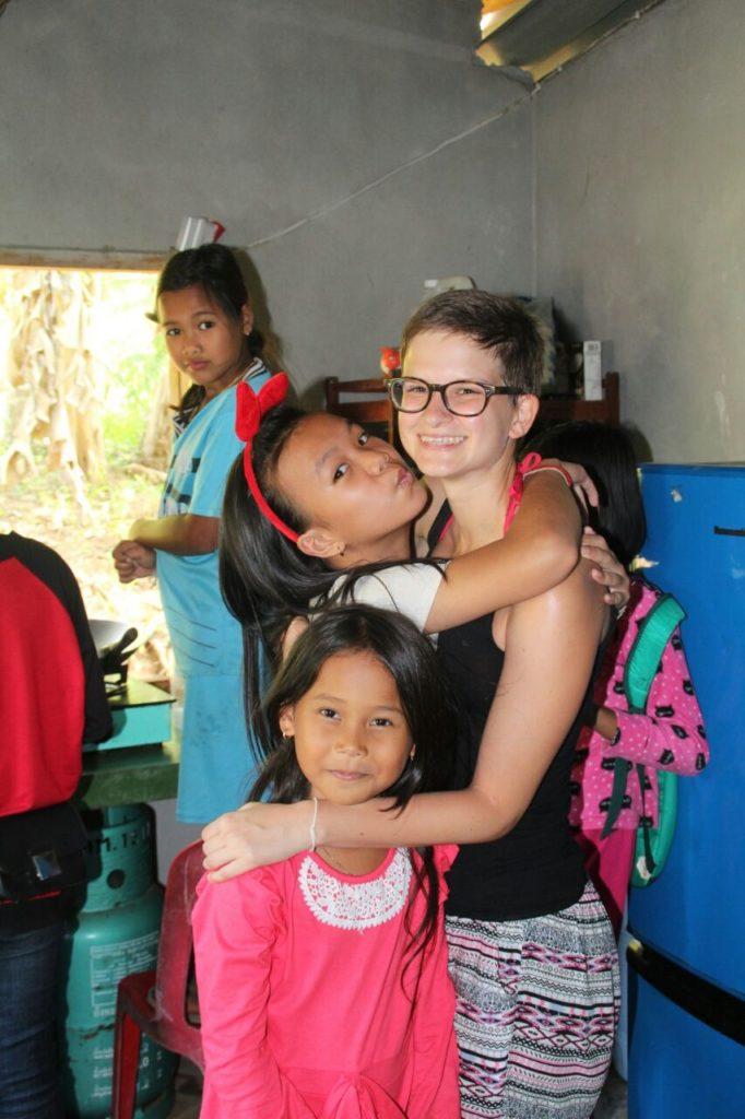 Freiwilligenarbeit Kinder