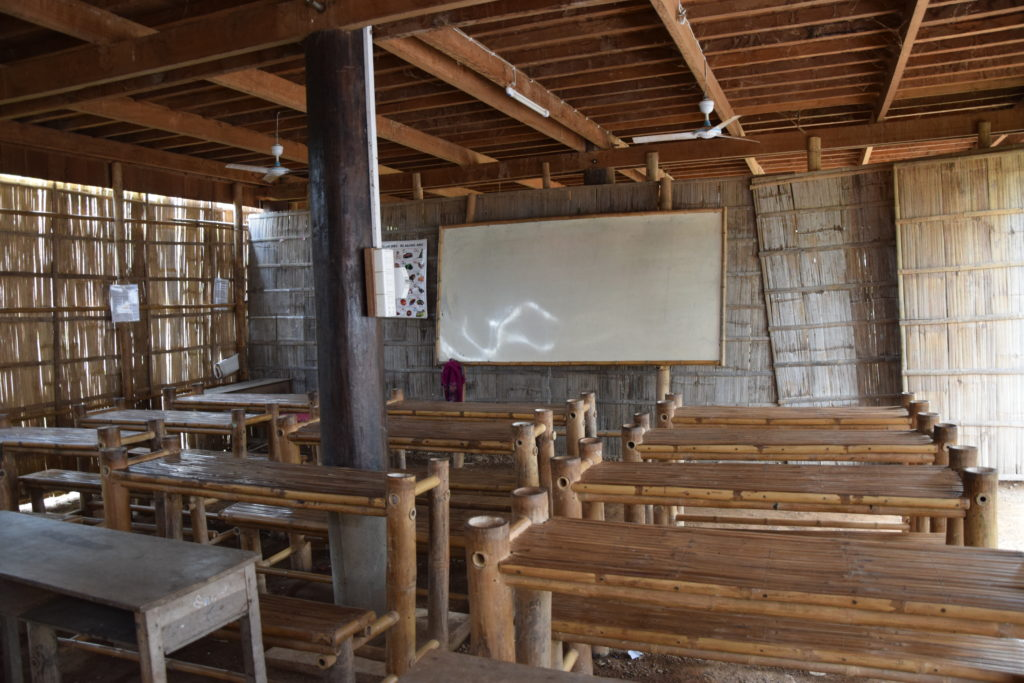 Klassenzimmer globaler Süden