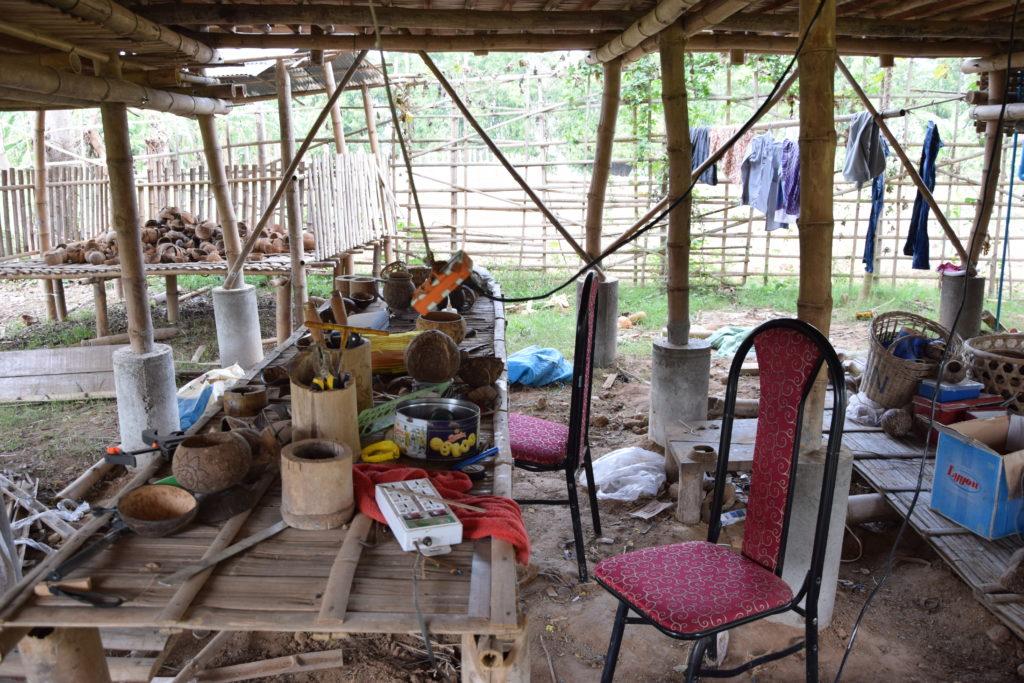 Werkstatt Kambodscha